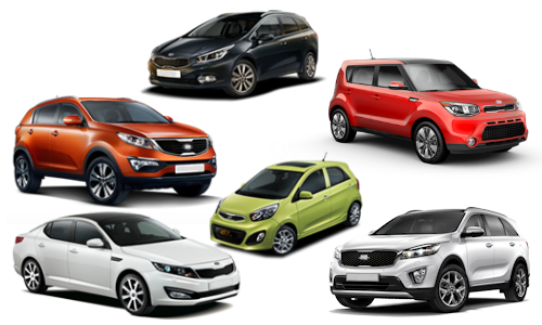 W Mega kia-modele - Samochody używane z gwarancją - Autokomis Camil PU33